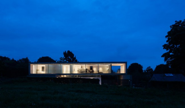 Hurst House Shortlisted for International Design and Architecture Awards
