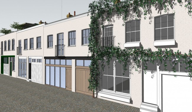 Mews House - Planning Approved