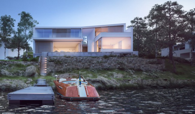 Planning Permission Granted for Swedish Project