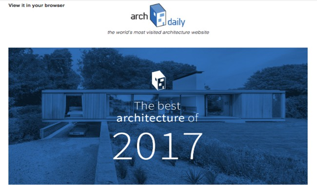 The Quest in ArchDaily's Best Architecture of the Year!