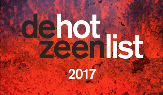 Dezeen Readers says we are HOT again this year!