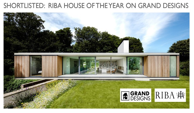 Strom Architects on Grand Designs for RIBA House of the Year